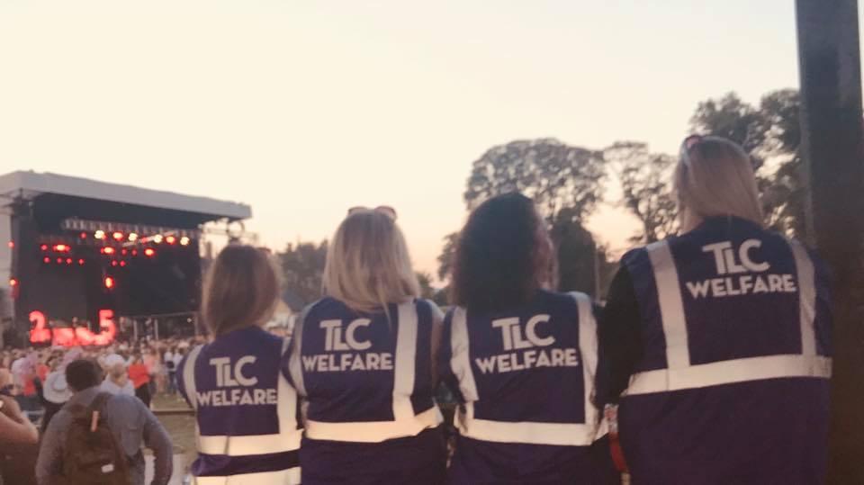 VOLUNTEER – TLC Welfare